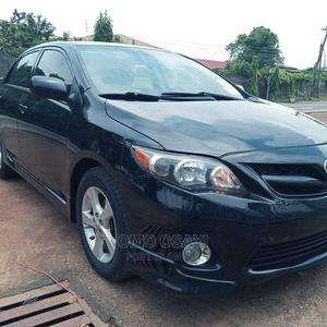 Toyota Corolla 2012 Black | Cars for sale in Lagos State, Ogba