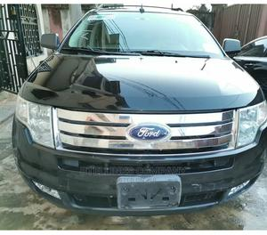 Ford Edge 2010 SE 4dr FWD (3.5L 6cyl 6A) Black | Cars for sale in Lagos State, Ogba