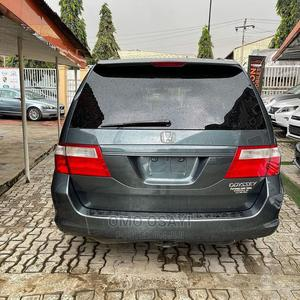 Honda Odyssey 2005 2.4 Absolute 4WD Gray | Cars for sale in Lagos State, Ogba