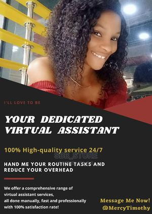 Virtual Administrative Assistant   Clerical & Administrative CVs for sale in Lagos State, Maryland