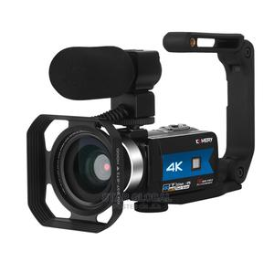 Digital Video DV Recorder Wifi 4K Camera Touch Camcorder | Photo & Video Cameras for sale in Lagos State, Lekki