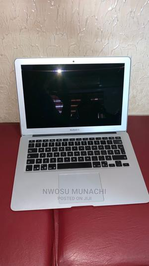 Laptop Apple MacBook Air 2015 4GB Intel Core I5 SSD 128GB   Laptops & Computers for sale in Lagos State, Ikeja