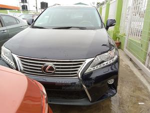 Lexus RX 2010 Blue   Cars for sale in Lagos State, Agege