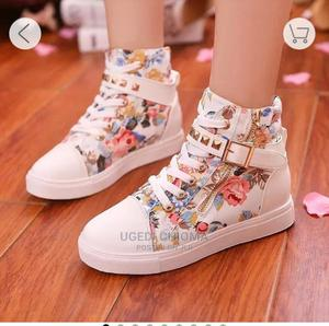 Spring and Summer New High Top Canvas Shoe   Shoes for sale in Lagos State, Badagry