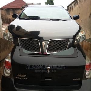 Pontiac Vibe 2009 Black | Cars for sale in Oyo State, Ibadan
