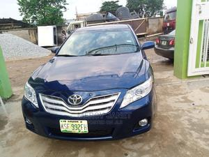 Toyota Camry 2008 2.4 LE Blue   Cars for sale in Lagos State, Agege