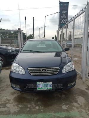 Toyota Corolla 2004 Sedan Blue | Cars for sale in Lagos State, Ikeja