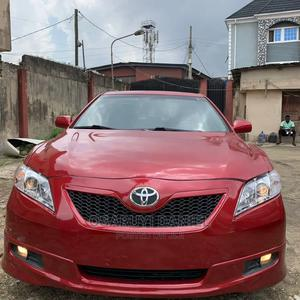 Toyota Camry 2009 Red   Cars for sale in Lagos State, Isolo