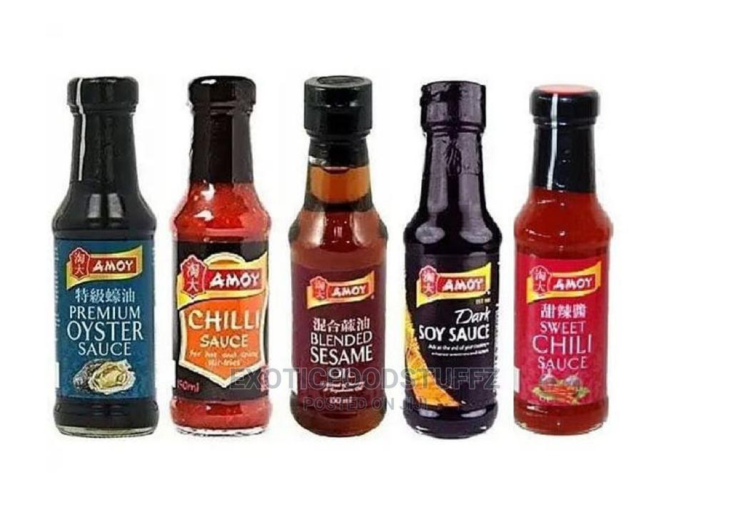 Archive: Amoy Sauces