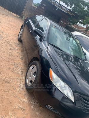 Toyota Camry 2008 2.4 LE Black | Cars for sale in Lagos State, Maryland
