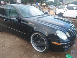 Mercedes-Benz E350 2008 Black | Cars for sale in Abuja (FCT) State, Karu