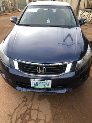 Honda Accord 2009 2.4 EX Blue | Cars for sale in Oyo State, Ibadan