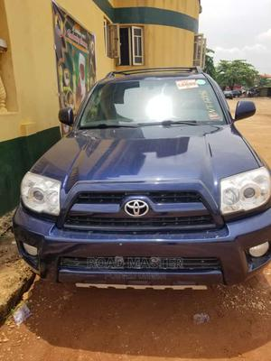 Toyota 4-Runner 2006 Limited 4x4 V8 Blue | Cars for sale in Lagos State, Ojo