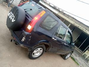 Honda CR-V 2006 EX Automatic Blue | Cars for sale in Borno State, Maiduguri