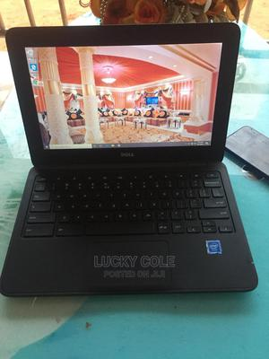 Laptop Dell Chromebook 11 16GB HDD 2GB RAM   Laptops & Computers for sale in Edo State, Benin City