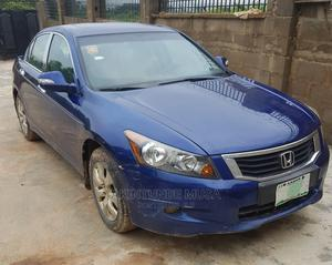 Honda Accord 2008 3.5 EX Automatic Blue | Cars for sale in Oyo State, Ibadan