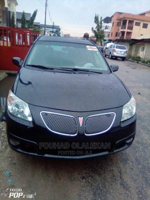 Pontiac Vibe 2006 Black | Cars for sale in Lagos State, Surulere