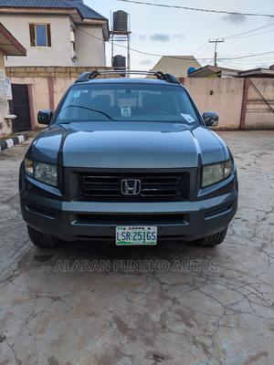 Honda Ridgeline 2008 RTL Gray | Cars for sale in Lagos State, Ikotun/Igando