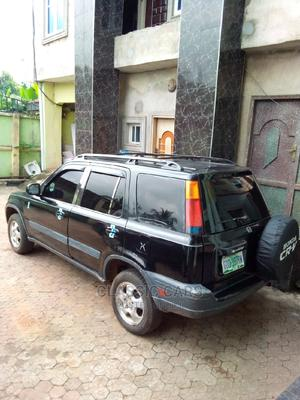 Honda CR-V 2000 2.0 4WD Automatic Black | Cars for sale in Anambra State, Nnewi