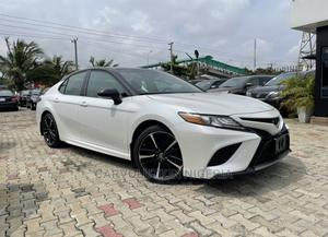 Toyota Camry 2018 XSE FWD (2.5L 4cyl 8AM) White   Cars for sale in Lagos State, Lekki
