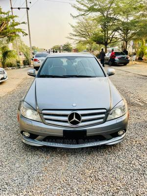 Mercedes-Benz C300 2009 Gray | Cars for sale in Abuja (FCT) State, Mabushi