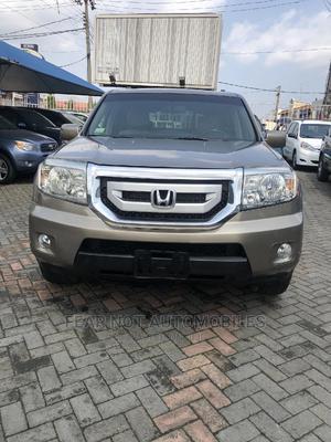 Honda Pilot 2009 Gold | Cars for sale in Lagos State, Ojodu