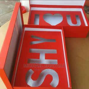 Weddings Boxes | Printing Services for sale in Lagos State, Ilupeju