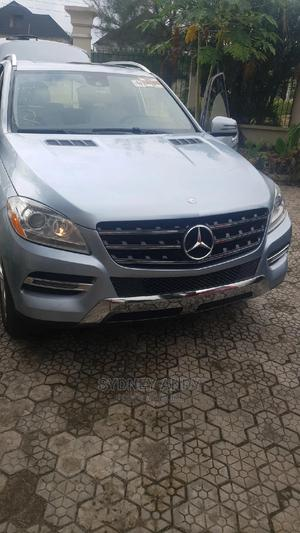 Mercedes-Benz M Class 2014 Gray | Cars for sale in Lagos State, Ajah