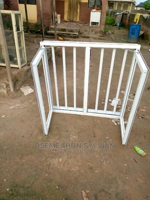 4*4 Aluminium Casement Window With Slideable Net | Other Repair & Construction Items for sale in Ogun State, Obafemi-Owode