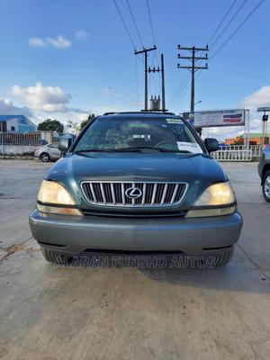 Lexus RX 2001 300 4WD Green   Cars for sale in Lagos State, Ikotun/Igando