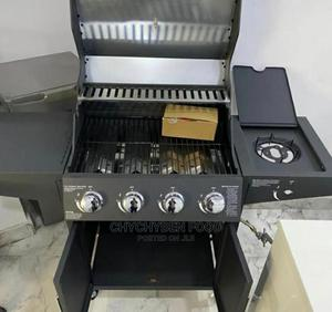 Black Bbq Griddle | Restaurant & Catering Equipment for sale in Lagos State, Ojo