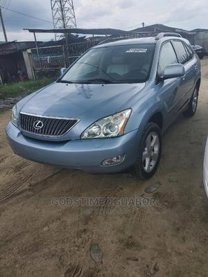Lexus RX 2006 330 AWD Blue   Cars for sale in Delta State, Warri