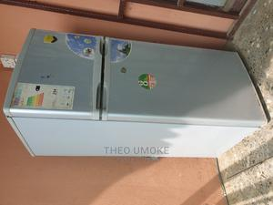 A 121L Nexus Double Door Refrigerator Is Up for Grab. | Kitchen Appliances for sale in Lagos State, Oshodi