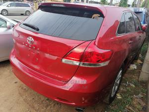 Toyota Venza 2010 Red   Cars for sale in Lagos State, Ikeja