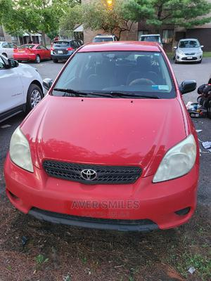 Toyota Matrix 2005 Red | Cars for sale in Lagos State, Ikeja