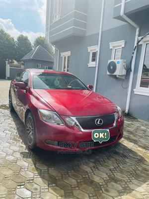 Lexus GS 2010 350 Red | Cars for sale in Lagos State, Alimosho