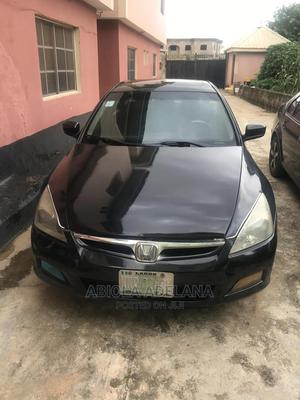 Honda Accord 2007 Black   Cars for sale in Oyo State, Ibadan