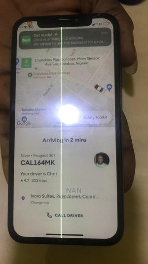 Apple iPhone X 64 GB Black   Mobile Phones for sale in Cross River State, Calabar