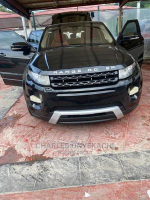 Land Rover Range Rover Evoque 2013 Pure Plus AWD Black   Cars for sale in Lagos State, Lekki