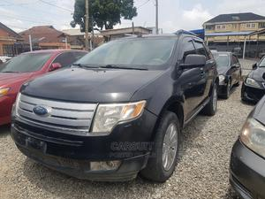Ford Edge 2008 Black | Cars for sale in Lagos State, Yaba