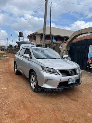 Lexus RX 2013 350 FWD Silver   Cars for sale in Oyo State, Ibadan