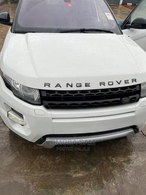 Land Rover Range Rover Evoque 2014 White   Cars for sale in Oyo State, Ibadan