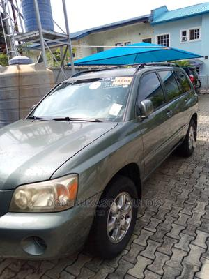 Toyota Highlander 2006 Green | Cars for sale in Lagos State, Amuwo-Odofin