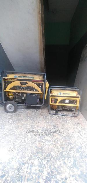 8.5kv and 1.5kv Remote Control Thermocool Generator | Electrical Equipment for sale in Lagos State, Lekki