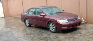 Toyota Avalon 2003 Red | Cars for sale in Lagos State, Agege