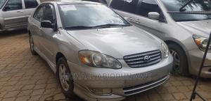 Toyota Corolla 2003 Sedan Automatic Silver | Cars for sale in Lagos State, Alimosho