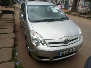 Toyota Corolla 2006 Verso 1.8 Luna Silver | Cars for sale in Lagos State, Abule Egba