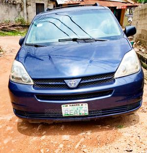 Toyota Sienna 2007 LE 4WD Blue | Cars for sale in Lagos State, Ogudu