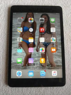 Apple iPad Mini Wi-Fi + Cellular 16 GB Black   Tablets for sale in Lagos State, Ojo