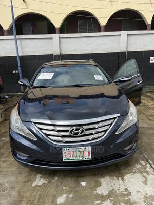 Hyundai Sonata 2011 Blue | Cars for sale in Lagos State, Alimosho